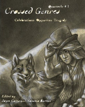 Cover for Crossed Genres, Quarterly Edition, vol. 1