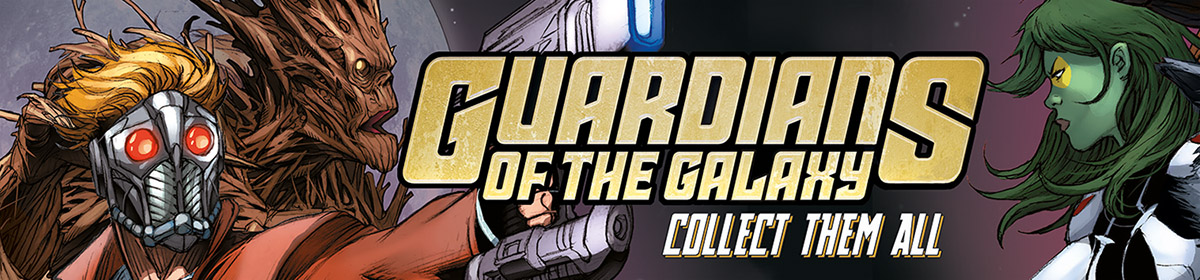 Guardians of the Galaxy: Collect Them All banner