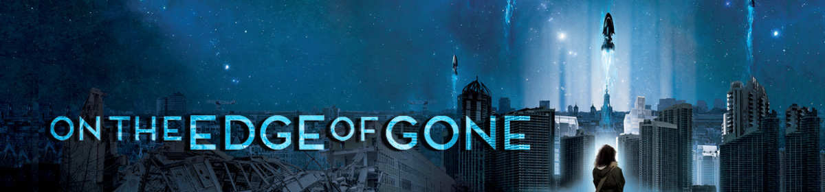 On the Edge of Gone banner