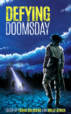 Cover for the Defying Doomsday anthology.