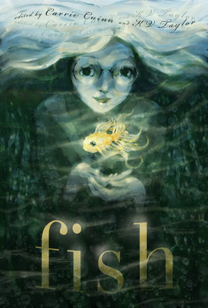 Cover for the Fish anthology.