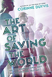 Cover for The Art of Saving the World