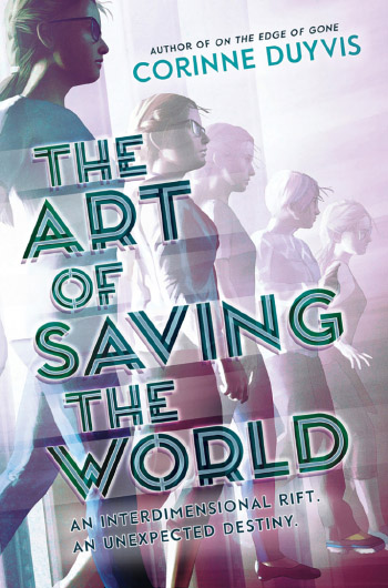 Omslag van The Art of Saving the World